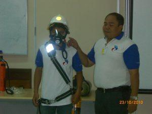Authorized Gas Tester Training