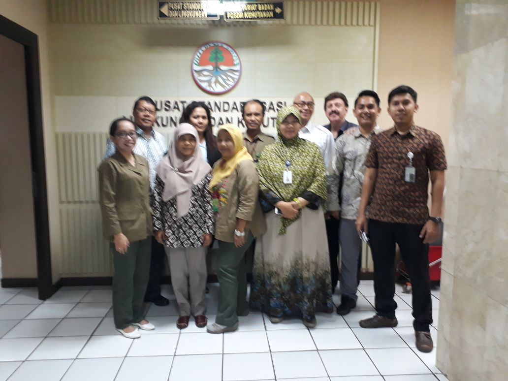 Team KomTek dengan TSE
